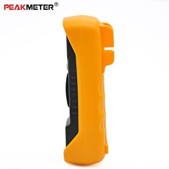 PEAKMETER MAS830L Digital Multimeter AC / DC Voltage / DC Current / Resistance Multitester - intl - 3