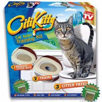 Pet Cat Toilet Training Pad