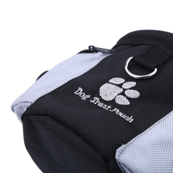 Pet Dog Puppy Obedience Agility Bait Training Food Treat Pouch BagWaterproof - intl - 5