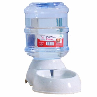Pet drinkers dog 3.5L automatic feeder drinking DogDrinkers(drinker)