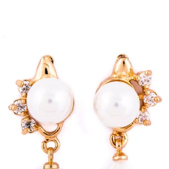 Piedras Earrings (Gold) - picture 2
