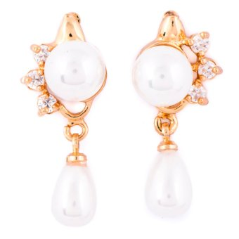 Piedras Earrings (Gold)
