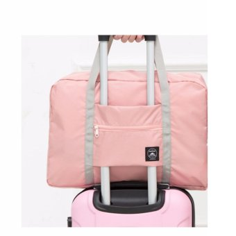 Pilot Korean Style 1028 Unisex Large Capacity MultifunctionOrganizer Foldable Water Proof Travel Luggage Sport Handbag Bag - 3