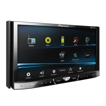 Pioneer AVH-4550 Car Stereo (Black) - picture 2