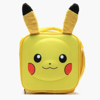 Pokemon 3D Insulated Lunch Box