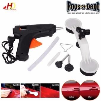 Pops A Dent & Ding Car Auto Damage Repair Panel Bodywork Puller Tool Kit