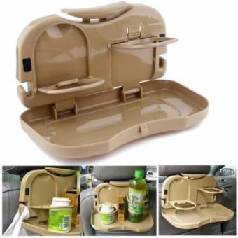 Portable Car Travel Dining Tray