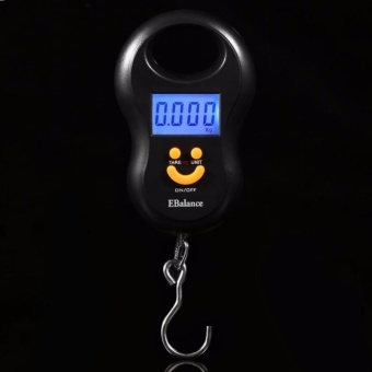 Portable Electronic Luggage Scale