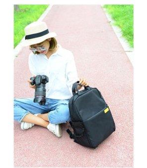 Professional Multifunction DSLR SLR Camera Bag for Sony Canon Nikon Olympus SLR/DSLR Cameras,Lens and Accessories - intl - 5