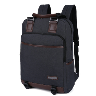 PT Multifunctional Laptop Bag Travel Business Leisure Backpack(Black)