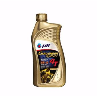 PTT Challenger Syn 4T 10W40 Motorcycle Oil 1L