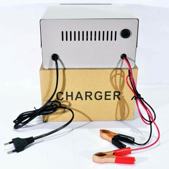 QUICK BATTERY CHARGER FOR CAR BATTERIES 15A - 2