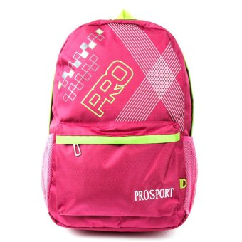 Racini Backpack (Pink)