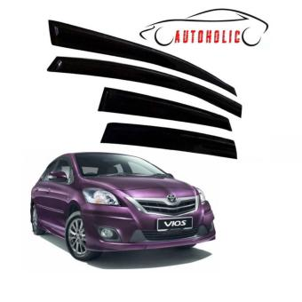 Rain Guard Visor for Toyota Vios 2008 to 2012