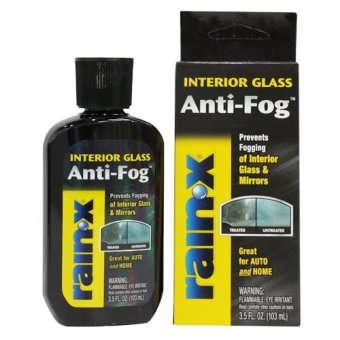 Rain-X Interior Glass Anti-Fog 3.5 oz Price Philippines