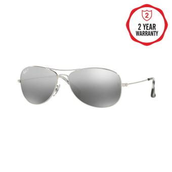Ray-Ban Sunglasses - RB3562 - Shiny Silver (003/5J) Size 59 GreyPolar Mirror Silver Price Philippines