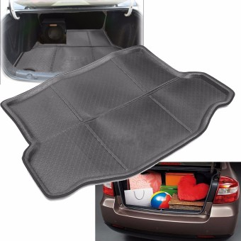 Rear Trunk Tray Boot Liner Cargo Mat Floor Protector for Toyota RAV4 2013-2015