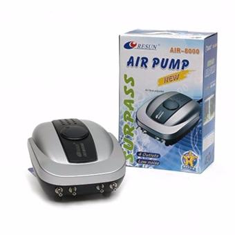 Resun AIR-8000 Surpass Air Pump for Aquarium Ponds