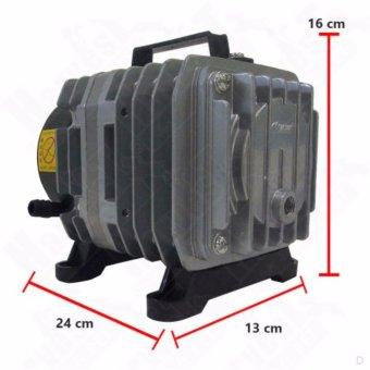 Resun Electro Magnetic Air Pump 80W (ACO-006) Compressor For FishTank Aquarium, Koi Pond, Planted Tank, Salt Water Tank and MarineTank - 3