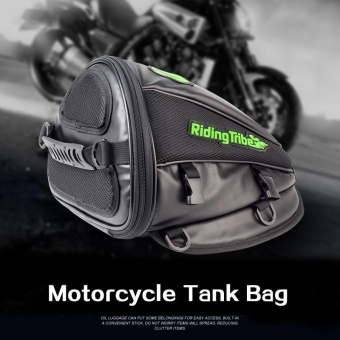 RIDING TRIBE Motorcycle Bag Motorbike Travel Tool Tail Bags Waterproof Handbag - intl