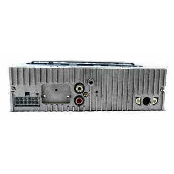 RODMAXX RD 786 Car Stereo with USB/SD/FM/AM/Bluetooth/Full TouchScreen - 4