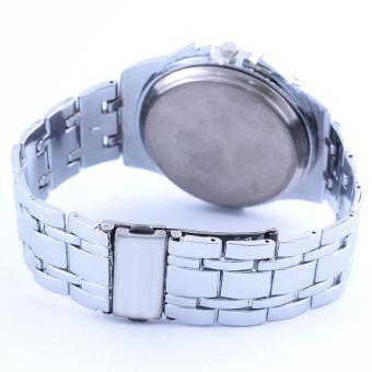Rosra Garry Silver Stainless Steel Strap Watch - 4