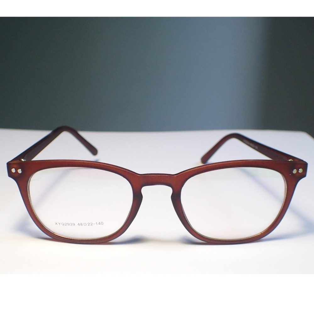Philippines | Rubberized Eyeglass Frame - Moscaught in Copper The ...
