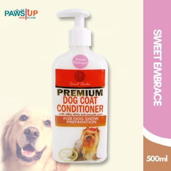 Saint Roche Premium Dog Coat Conditioner 500 ml (Sweet Embrace)