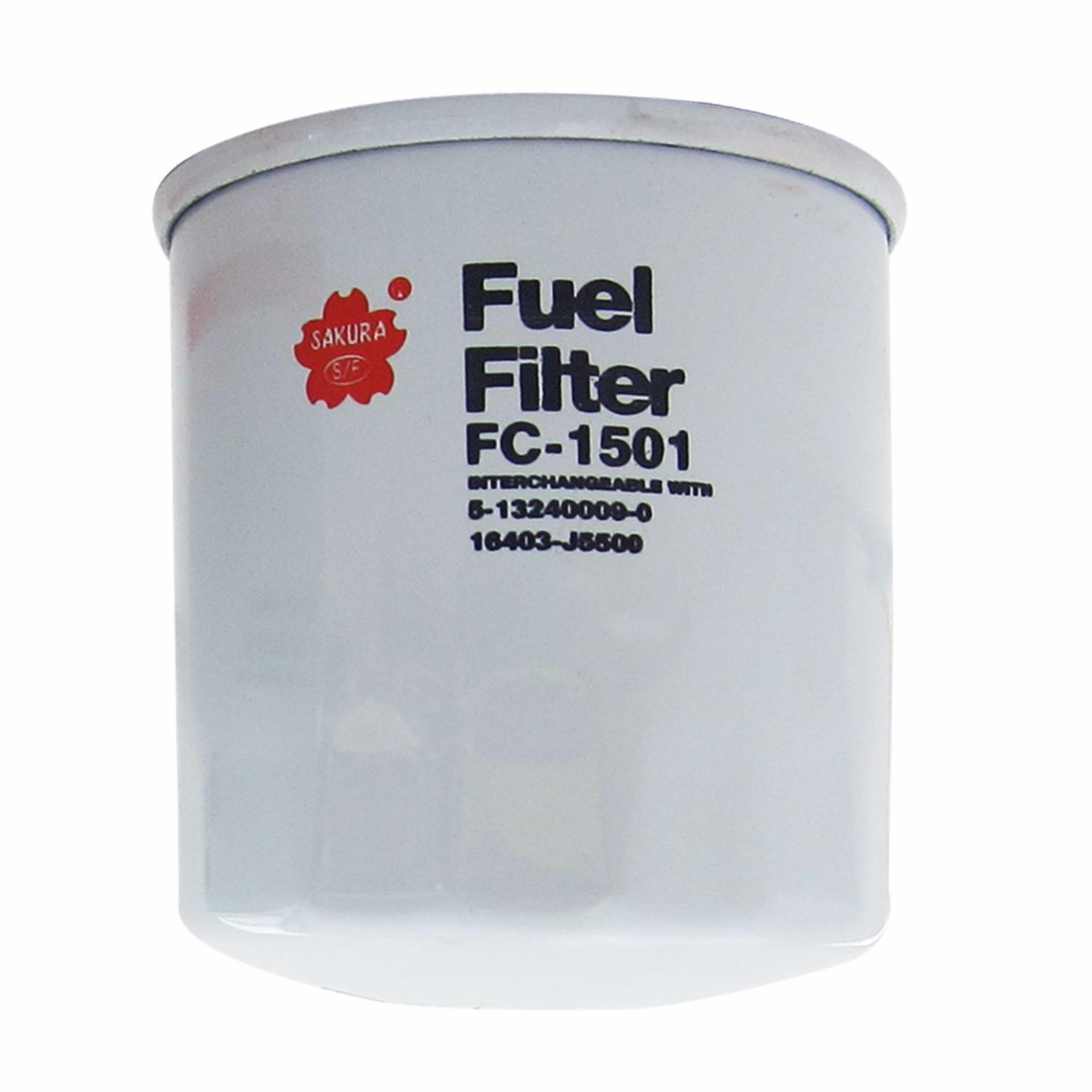 tier 4 fuel filter isuzu