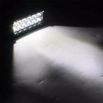 S&L 36W Cree Chips LED Car Spotlight Headlamp 12 LEDs 3600lm6000K White Light ( 10 - 30V ) - 5