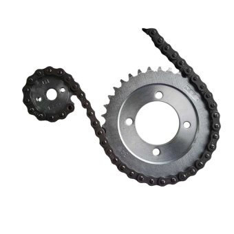S&L Honda Dream / Wave100 Chain And Sprocket Set 428-110L34T/14T With Free Motorcycle Switch On/Off