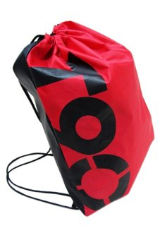 Sanwood Swimming Drawstring Beach Bag Red? - picture 2