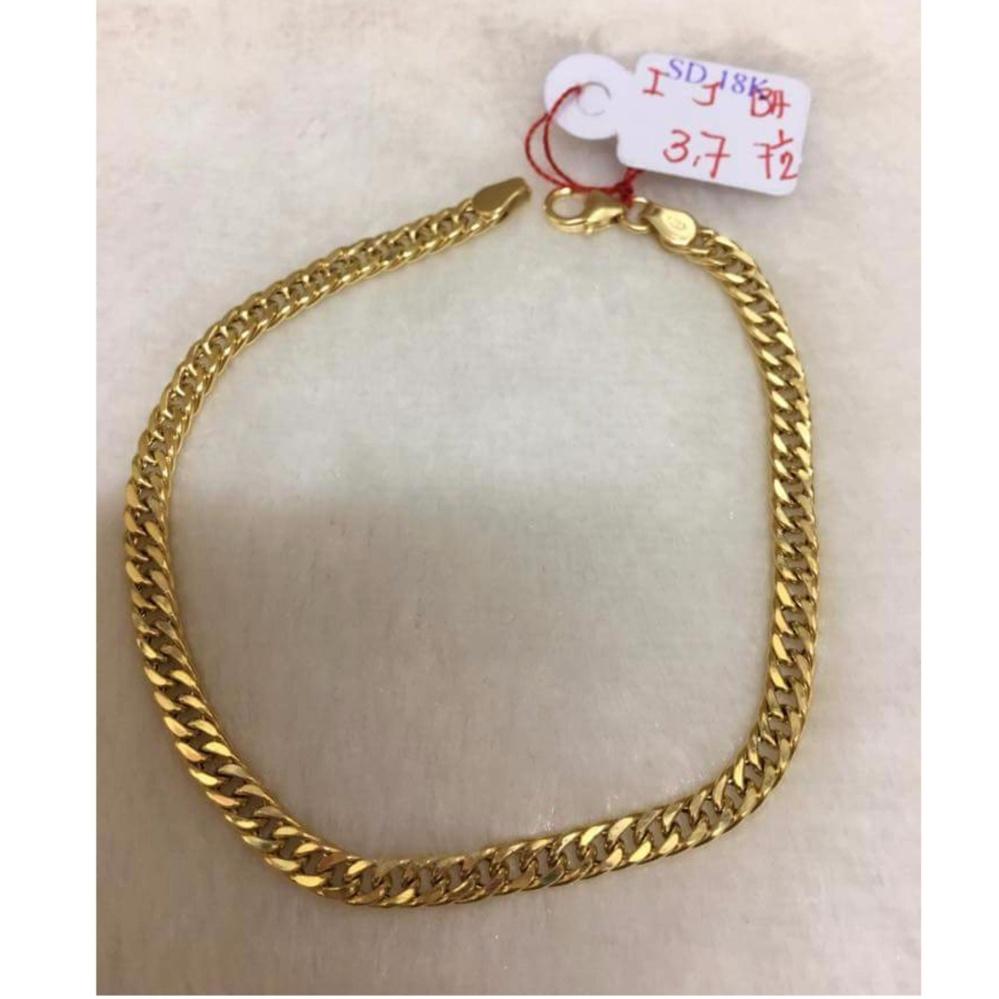 18K Gold Bracelet Men - The Best Bracelet 2017