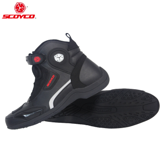 Scoyco men women's off-road motorcycle boots