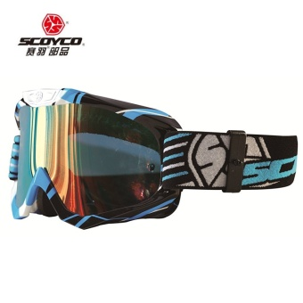 Scoyco motorcycle goggles off-road helmet