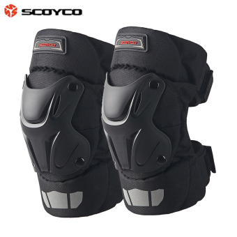 Scoyco thick version for men and women winter drop-resistant motorcycle knee