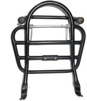 Sec 00304 Vespa LX150 Front Bracket (Black) - picture 2