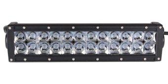 Sec 00512 A-Strip 72W LED Spot Light (Black)
