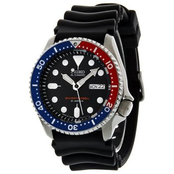 Seiko SKX009J1 SKX009 (Made in Japan) Automatic 200M Diver Watch - intl