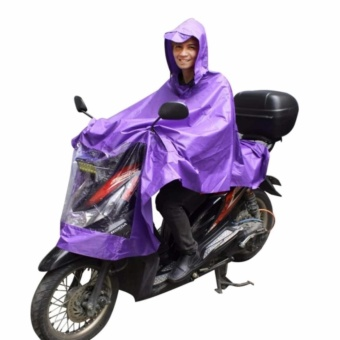 Single Motorcycle Raincoat Moto Rain Coat with Motor Front Cover Price Philippines