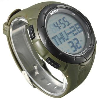 SKMEI 1122 Men's Sport Waterproof LED Digital Wrist Watch - picture 2