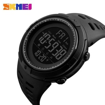 SKMEI Watch 1251 Famous Luxury Brand Mens Sport Watches ChronoCountdown Men Waterproof Digital Watch military Clock FashionRelojes Hombre - intl - 4