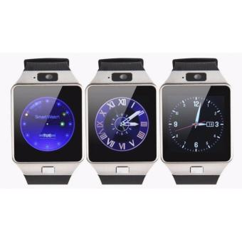 Smart Watch Bluetooth For Android and IOS With Sim Card Slot (BLACK) - 5