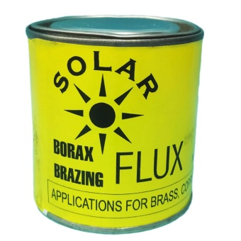 Solar borax brazing flux 6 Oz