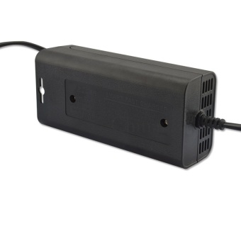 SON-1205 5A 12v Smart Fast Car Motorcycle Battery Charger #0161(Black) - 2