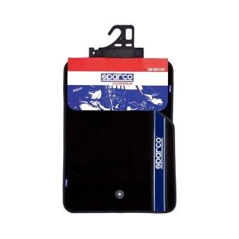 Sparco 03763BBS Carmat (Black/Blue)