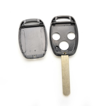 Sporter Car Key Shell Case 3 Buttons for Honda CRV HRV