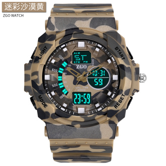 Sports Stylish student waterproof special electronic watch