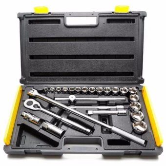 Stanley 1/2 Drive 25-piece Socket Wrench Set