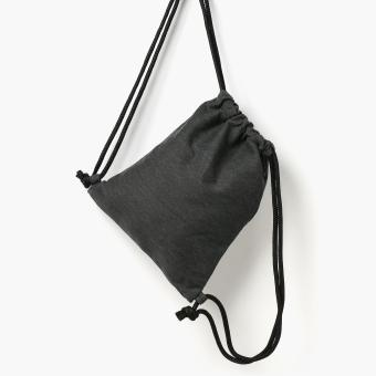 Summit Palmer Drawstring Bag (Black) - 2